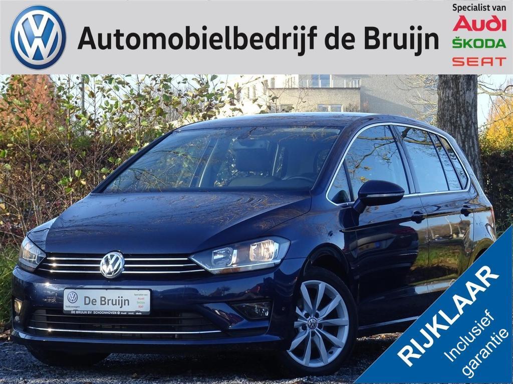 Volkswagen Golf sportsvan Highline 1,4 125pk dsg (navi,pdc,clima)