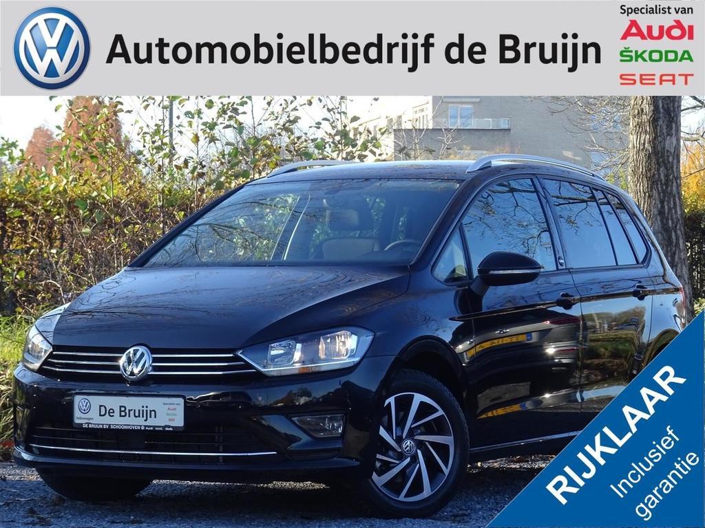 Volkswagen Golf sportsvan 1.4 tsi sound (lm,pdc,navi)