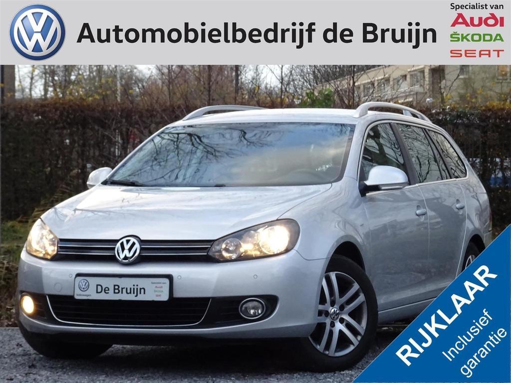 Volkswagen Golf Variant highline 1.4 tsi 122pk dsg (navi,clima,trekhaak))
