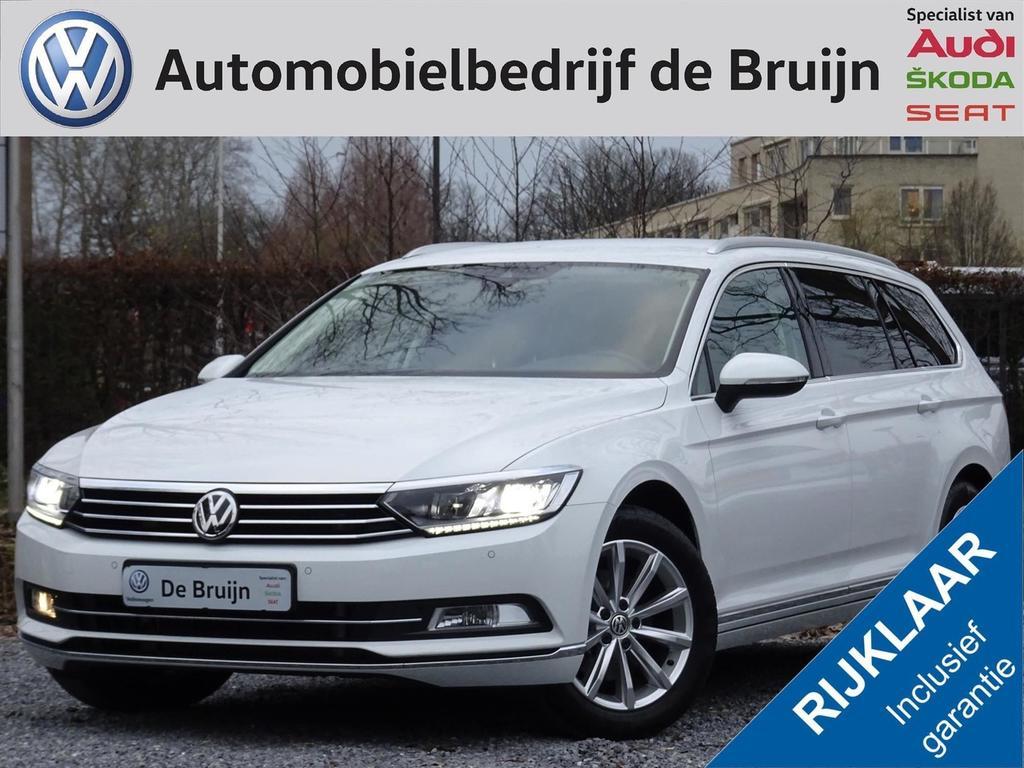 Volkswagen Passat Variant 1.8tsi 180pk dsg highline (camera,led,activeinfodisplay)