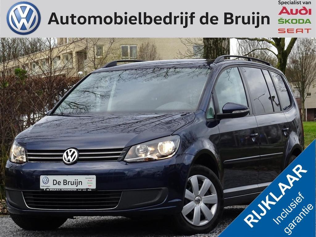 Volkswagen Touran 1.2 tsi 105pk comfortline (clima,trekhaak)