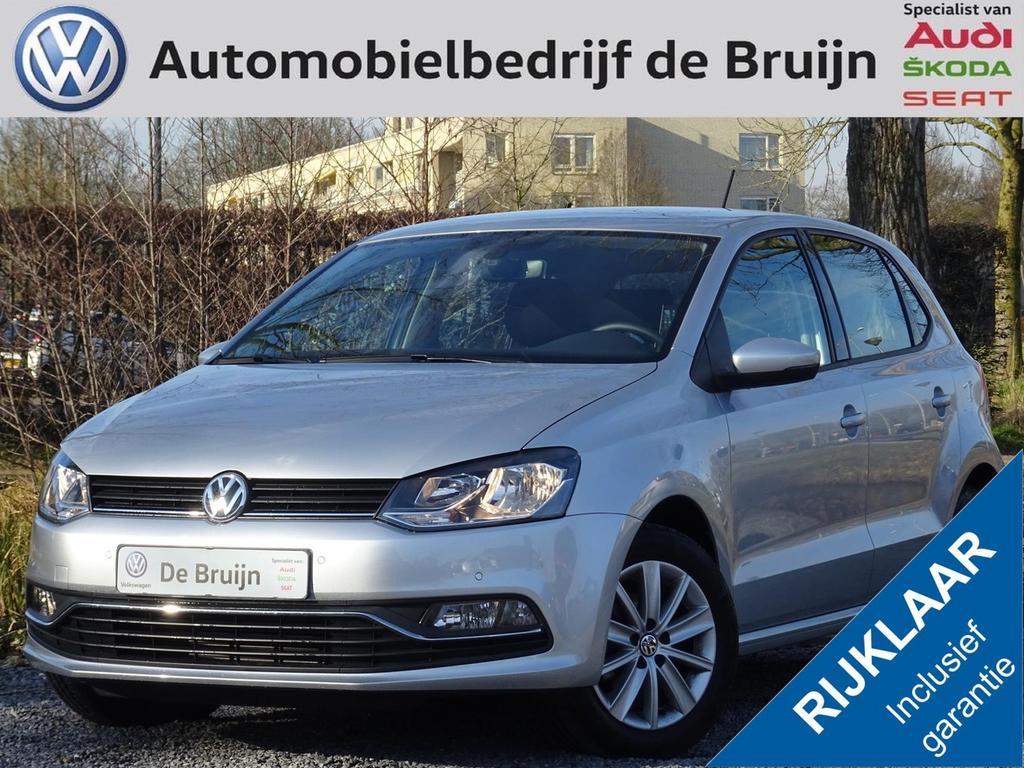 Volkswagen Polo Comfortline tsi 90pk dsg (lm,pdc,trekhaak,cruise,airco)