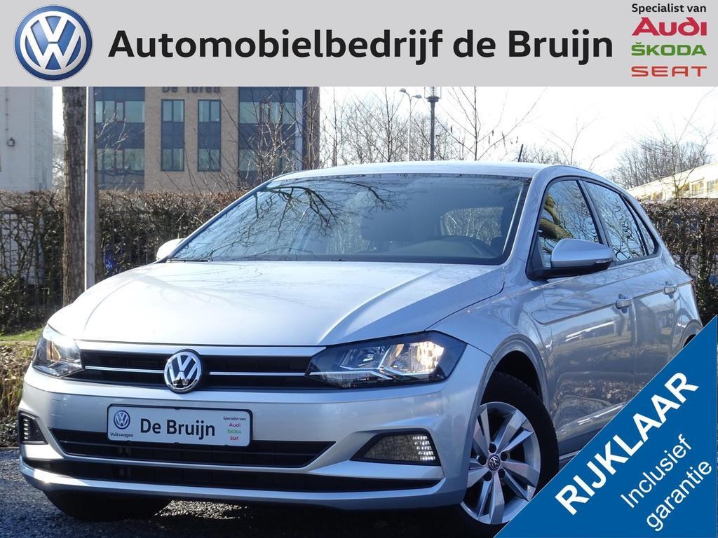 Volkswagen Polo Comfortline tsi 95pk dsg (lm,navi-app,airco,bt)