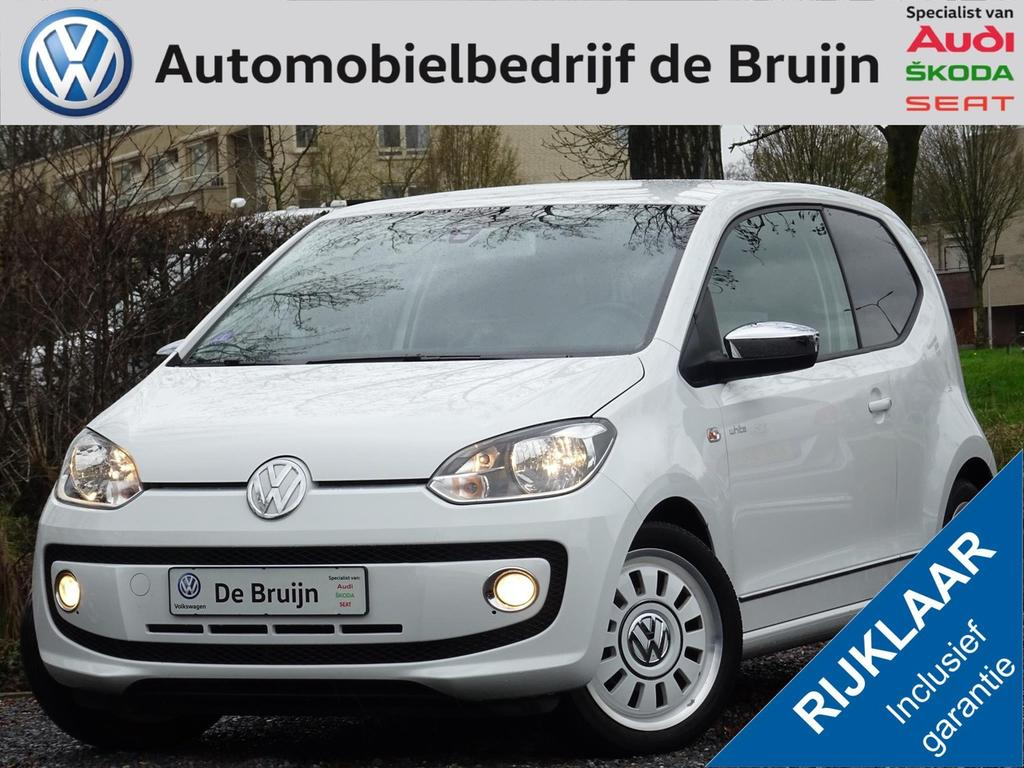Volkswagen Up! White up (navi,airco,lm)