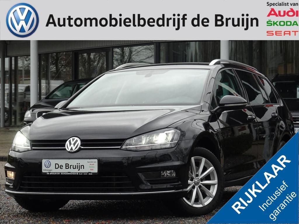Volkswagen Golf Variant 1.4 tsi comfortline (led,trekhaak,pdc,navi,clima,cruise)