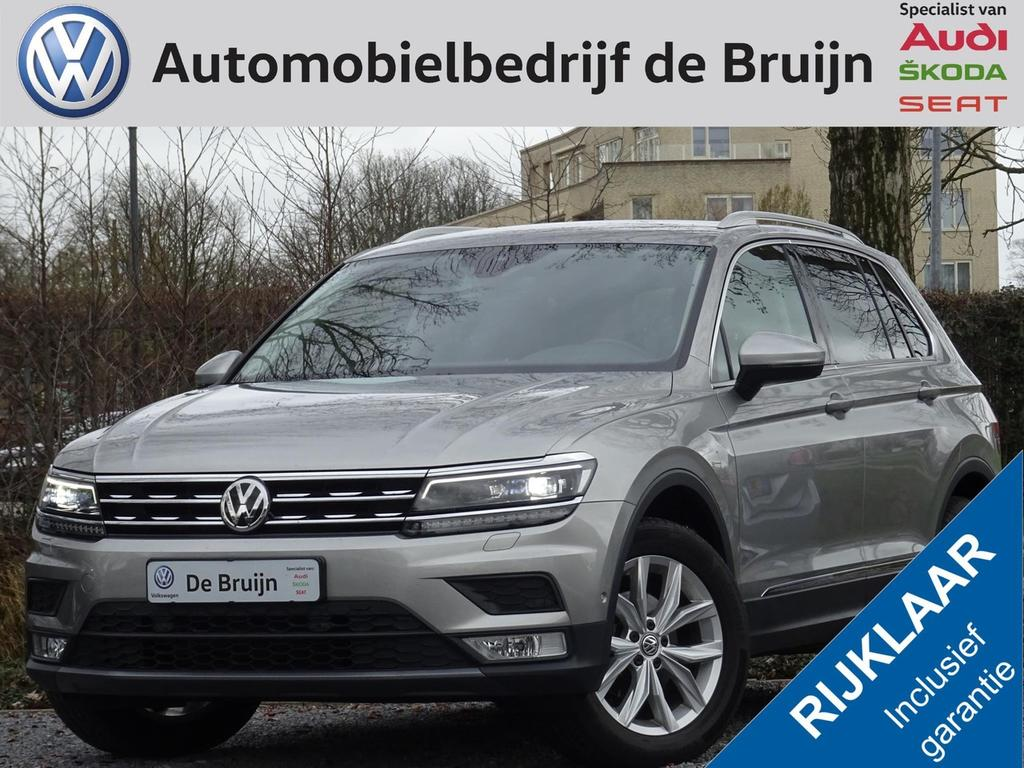 Volkswagen Tiguan 1.4 tsi 150pk dsg comfortline (led,camera,navi,pdc,parkassist)
