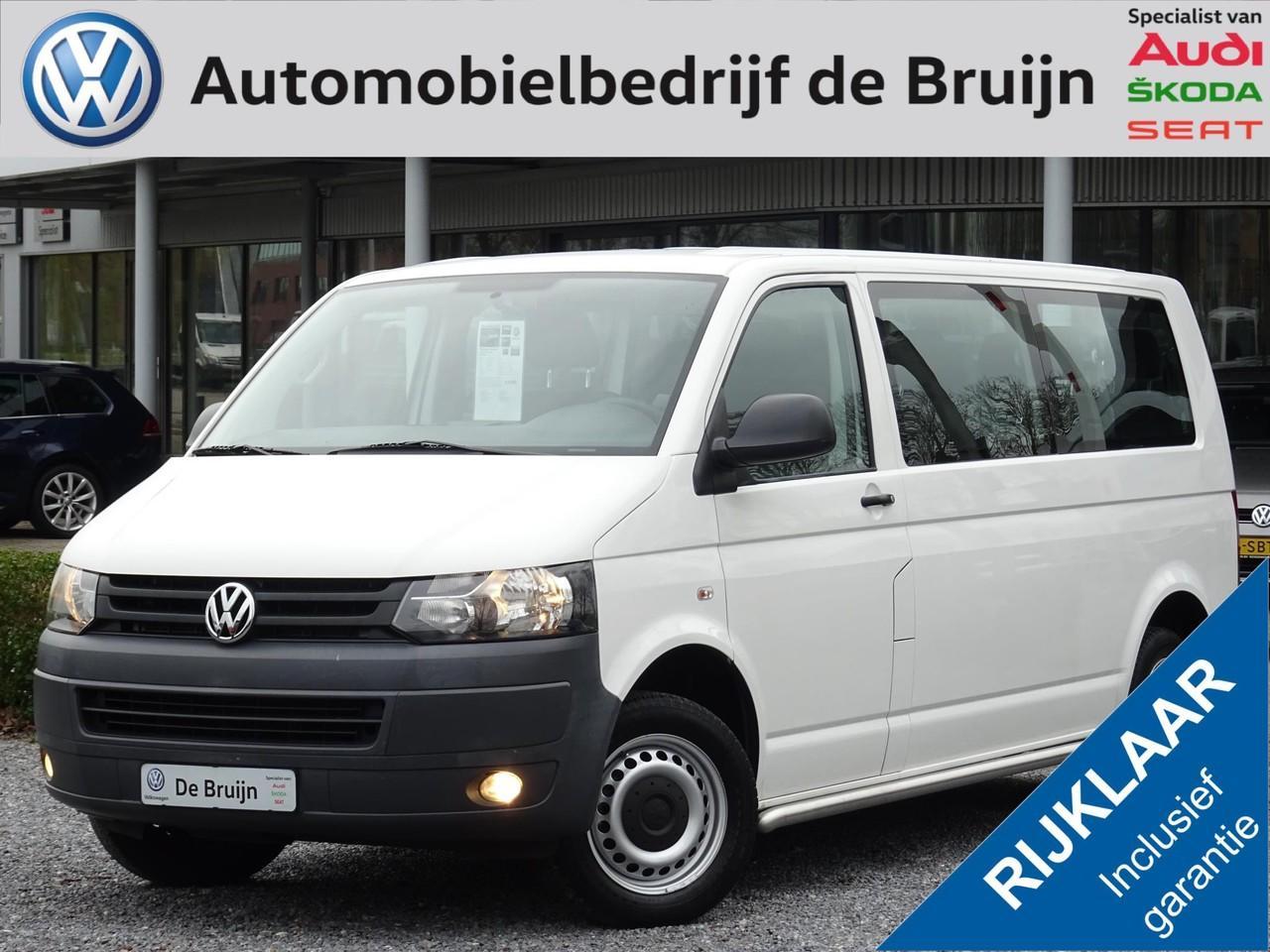 Volkswagen Transporter Kombi 2.0 tdi lwb 9p (bpm vrij,cruise,airco)