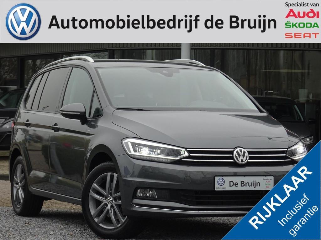 Volkswagen Touran Tsi 150pk dsg comfortline 7p dsg 150pk (led,navi,camera,clima)