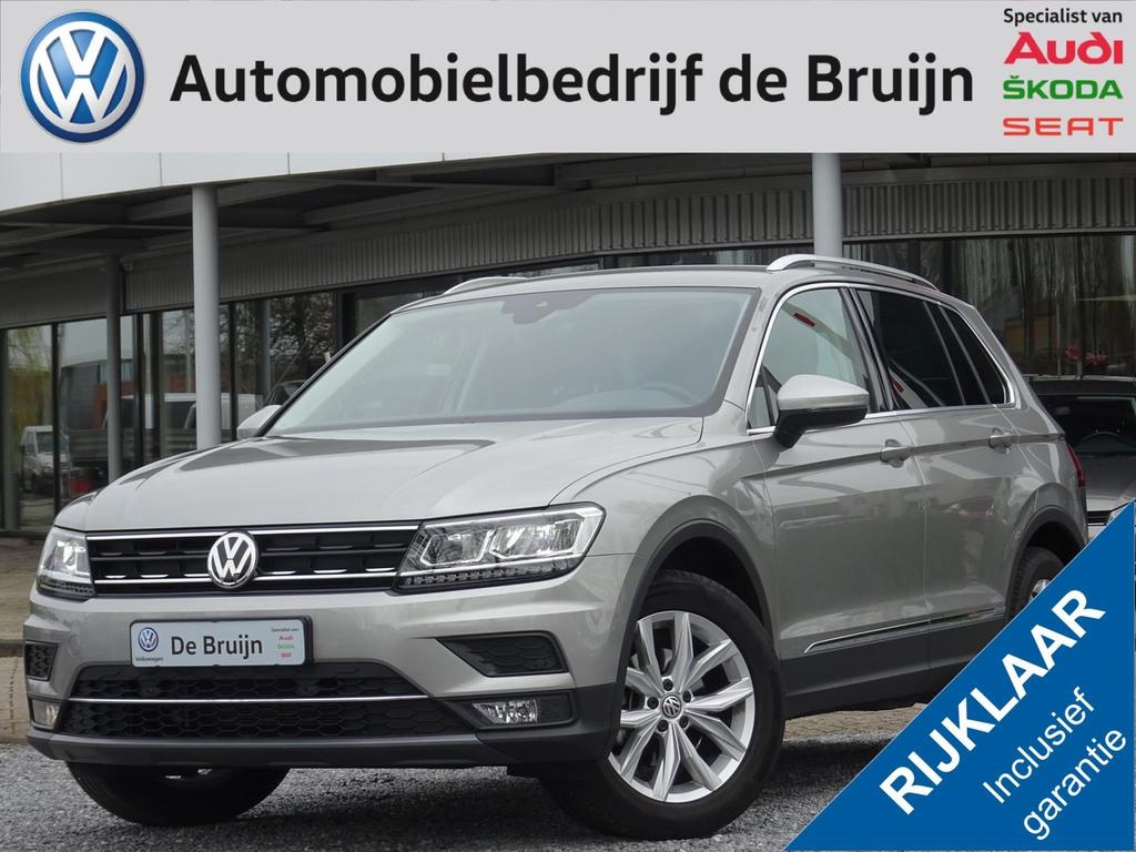 Volkswagen Tiguan 1.4 tsi 150pk dsg highline (led,virtual,navi,clima)