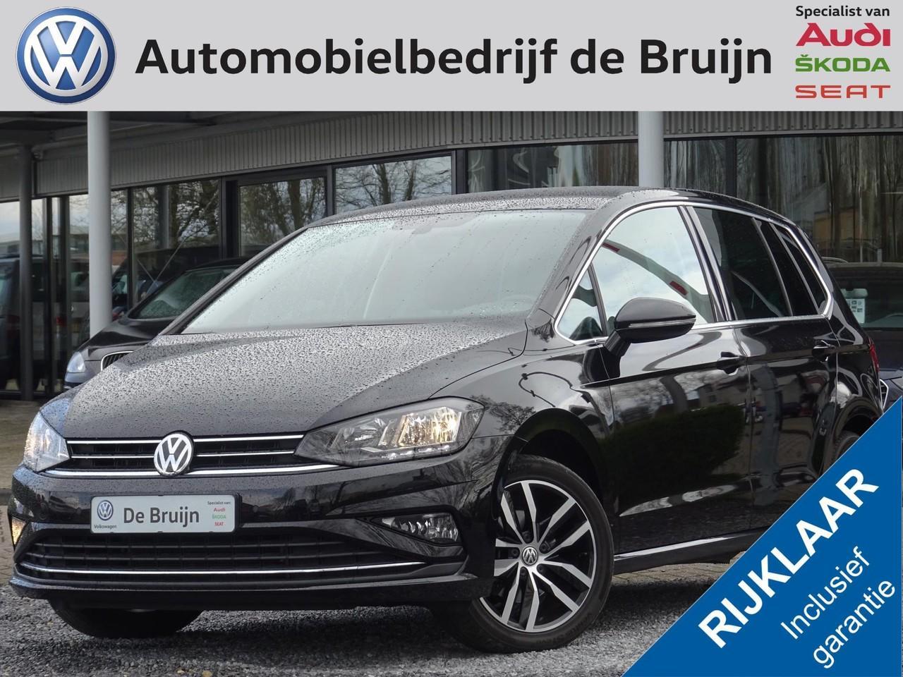 Volkswagen Golf sportsvan 1.5 tsi 150pk dsg highline (navi,camera,ergon.stoel)