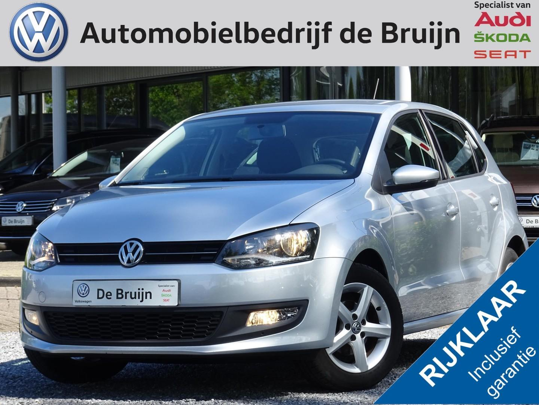 Volkswagen Polo Comfortline tsi 90pk 5d (trekhaak,lm,privacy)