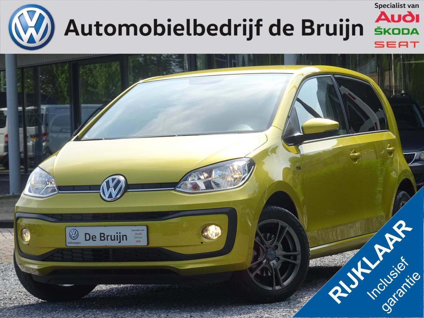 Volkswagen Up! High up 75pk aut. (navi,clima,lm,stoelverw)