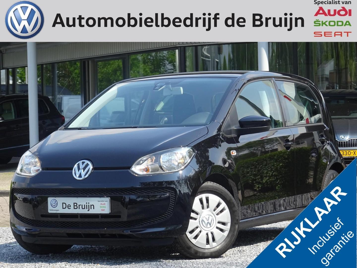Volkswagen Up! Move up! 5d (navi,airco,)