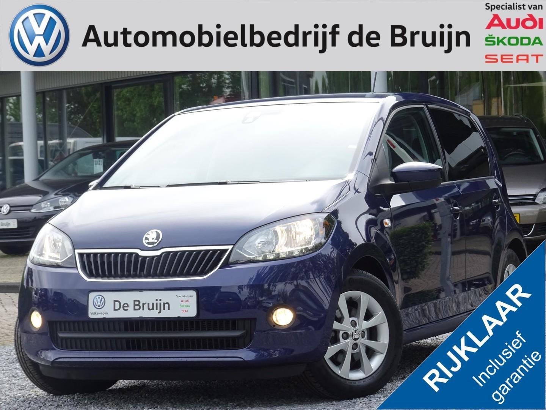 Škoda Citigo Greentech ambition (cruise,lm,airco)