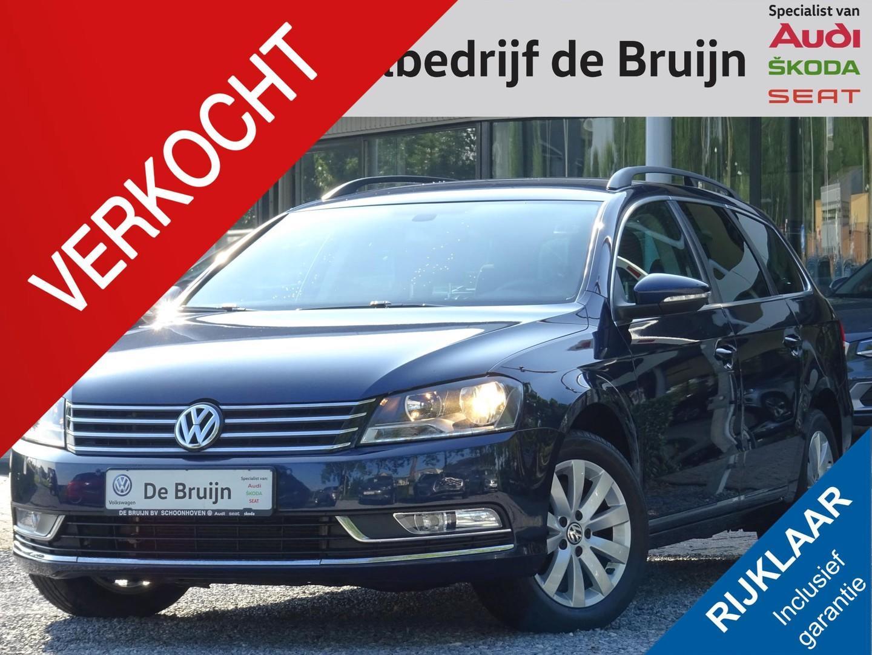 Volkswagen Passat Variant comfortline 1,4 tsi 122pk (navi,pdc,lm)