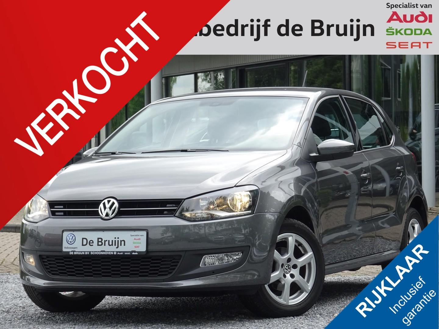 Volkswagen Polo Edition 1.2 tsi 90pk dsg 5d (trekhaak,airco,cruise,lm,pdc)