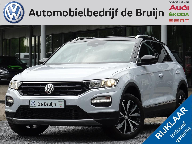 """Volkswagen T-roc Style 1,5 tsi 150pk dsg (navi,clima,17""""lm)"""