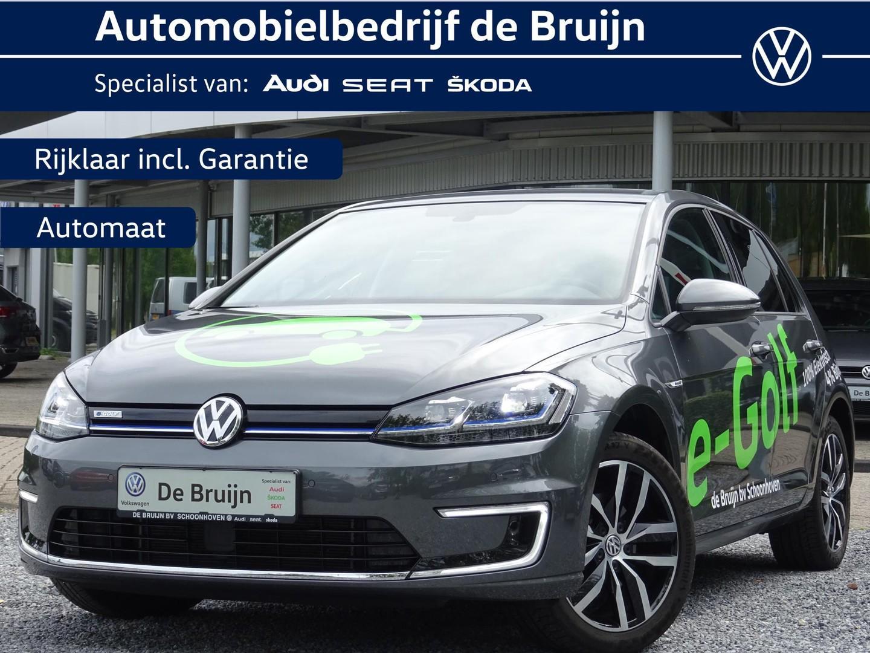 Volkswagen E-golf (4%,navi,virtual,pdc,clima)