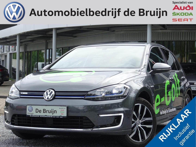 Volkswagen Golf E-golf (navi,virtual,pdc,clima)