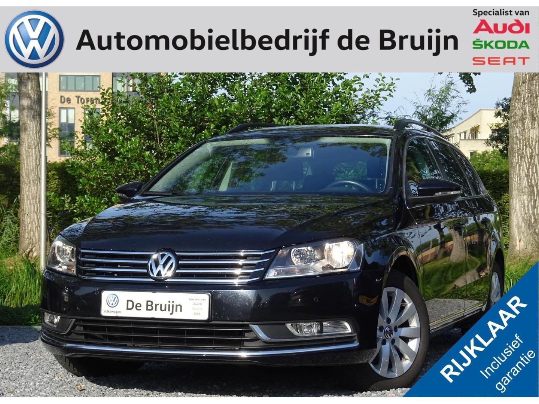 Volkswagen Passat Variant comfortline 1,4 tsi 122pk dsg (navi,pdc,clima,cruise)