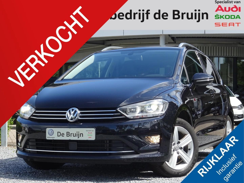 Volkswagen Golf sportsvan Highline 1,4 tsi 125pk dsg (panorama,trekhaak,leer,navi)