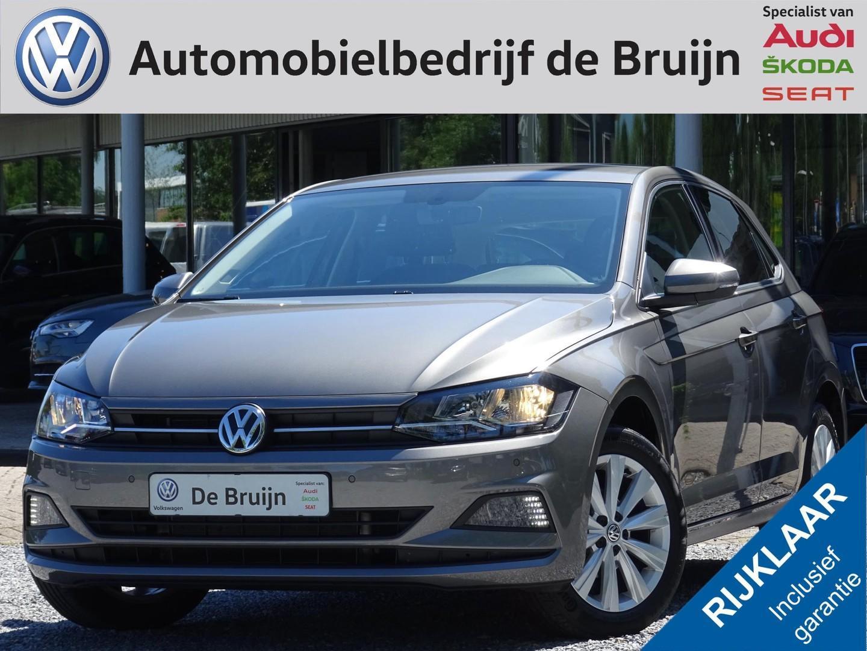 Volkswagen Polo Comfortline tsi 95pk dsg (navi,clima,pdc,lm,stoelverw)