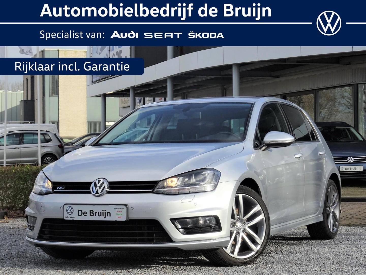 Volkswagen Golf Tsi 110 pk r-line (led,clima,lm,pdc)