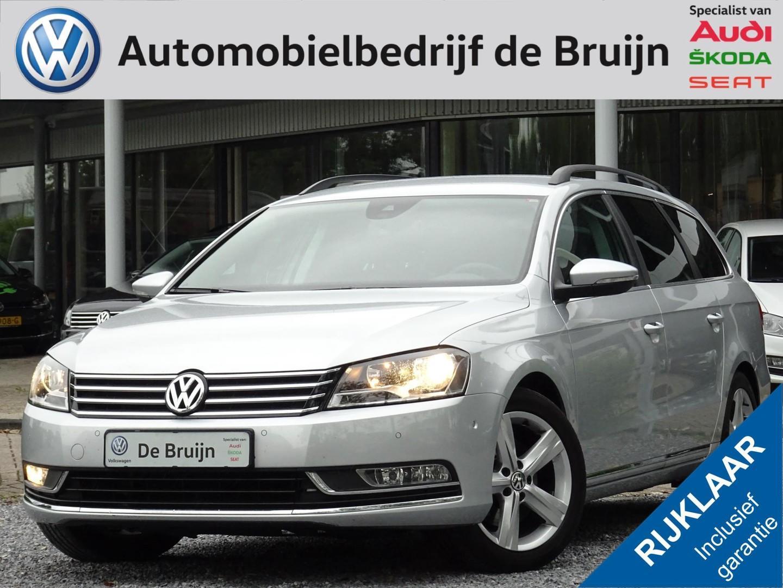 Volkswagen Passat Variant highline 1,4 tsi 122pk dsg (navi,camera,pdc)