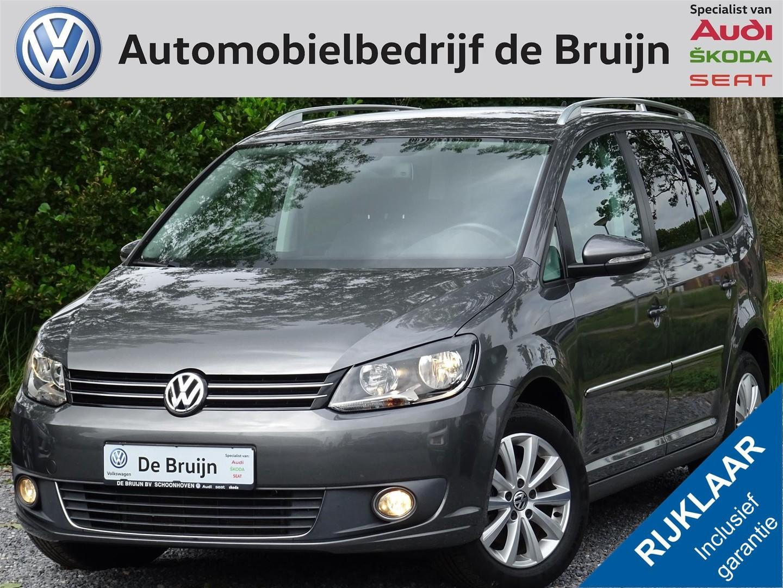 Volkswagen Touran Highline tsi 105pk (navi,clima,pdc,lm)