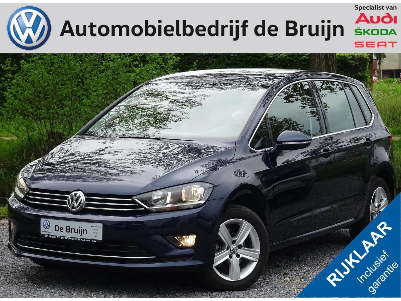 Volkswagen Golf sportsvan Highline 1.4 tsi 125pk (navi,pdc,clima,lm)