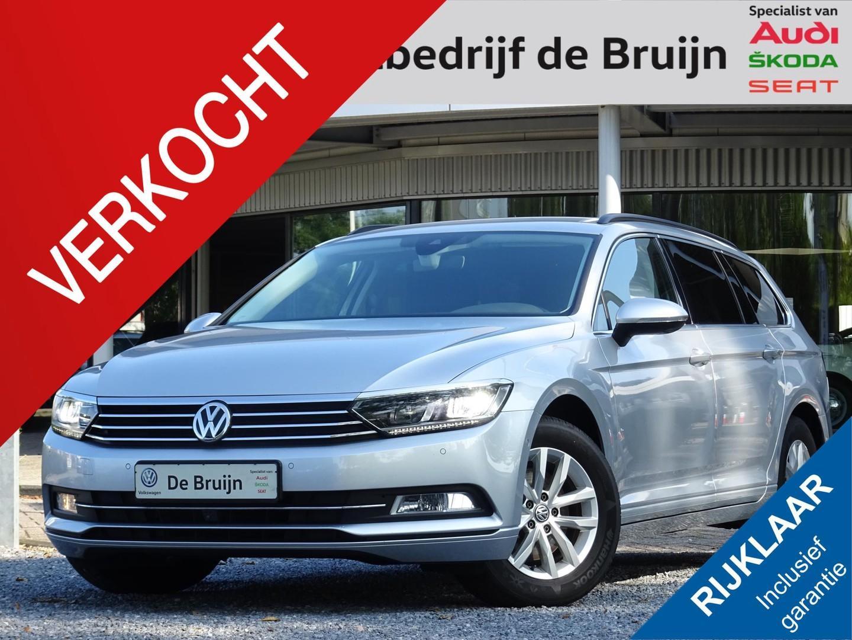 Volkswagen Passat Variant comfortline 1,4 tsi 150pk (navi,led,ergo,camera,pdc,clima)