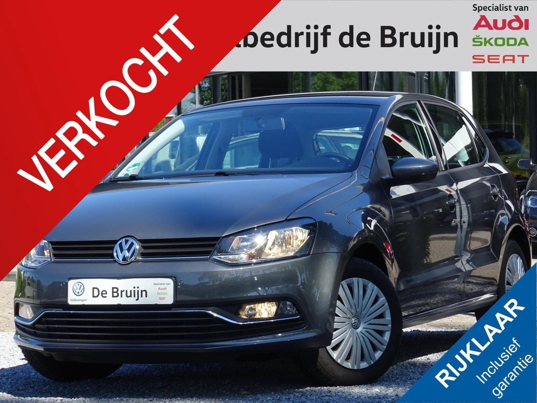 Volkswagen Polo Comfortline tsi 90pk (navi,trekhaak,pdc)