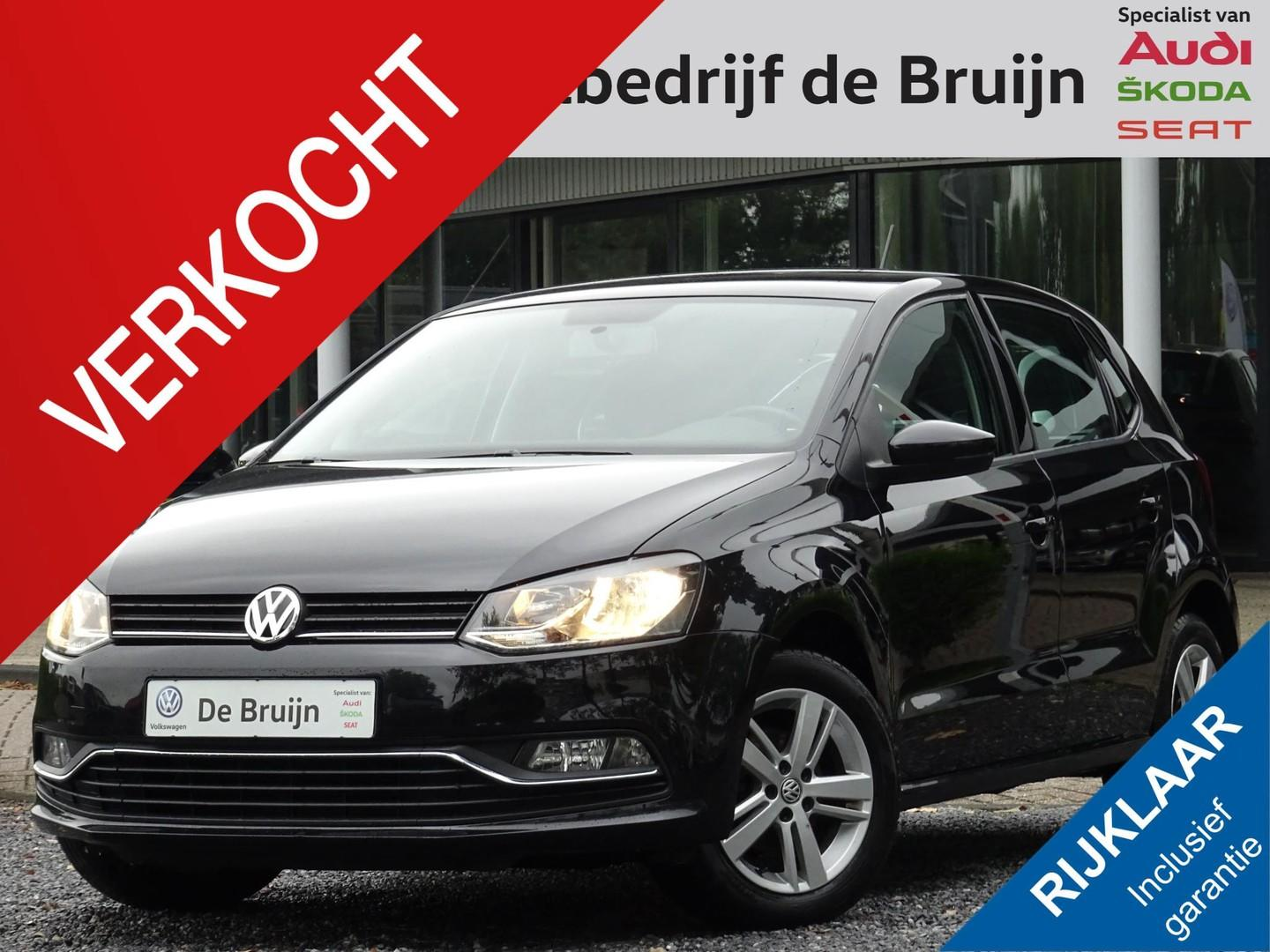 Volkswagen Polo First edition 1.2 tsi 90pk 5d (lm,airco,cruise)