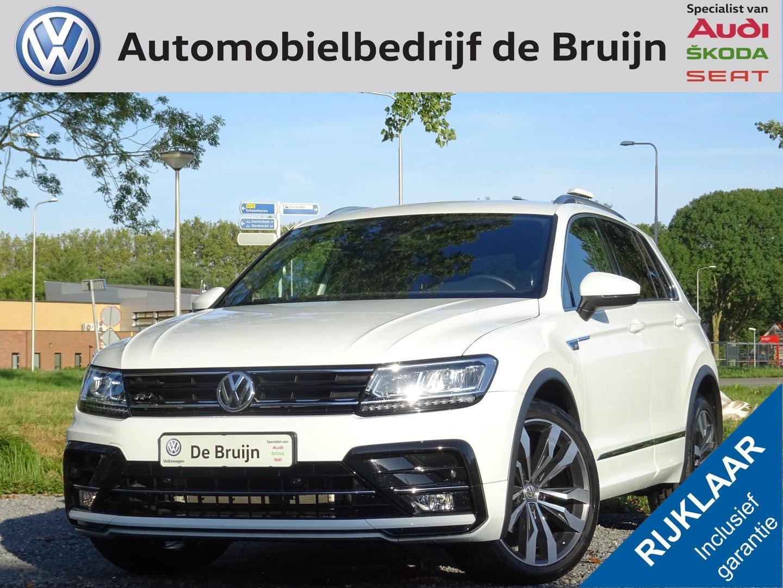 """Volkswagen Tiguan 1.4 tsi 150pk dsg 2xr-line (trekhaak,navi,lm 20"""",led,pdc)"""