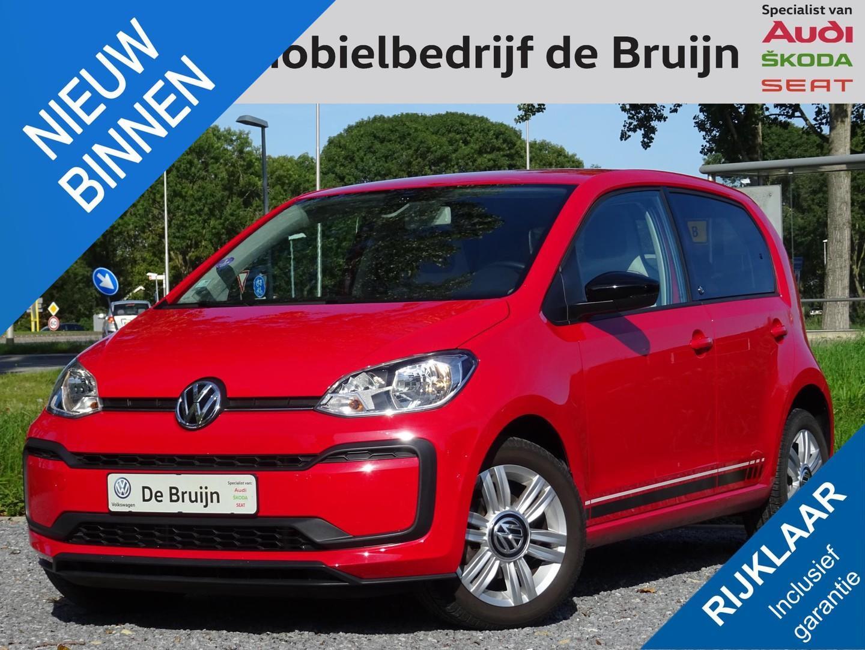 Volkswagen Up! Tsi 90pk beats (navi,lm,airco,multi-stuur)