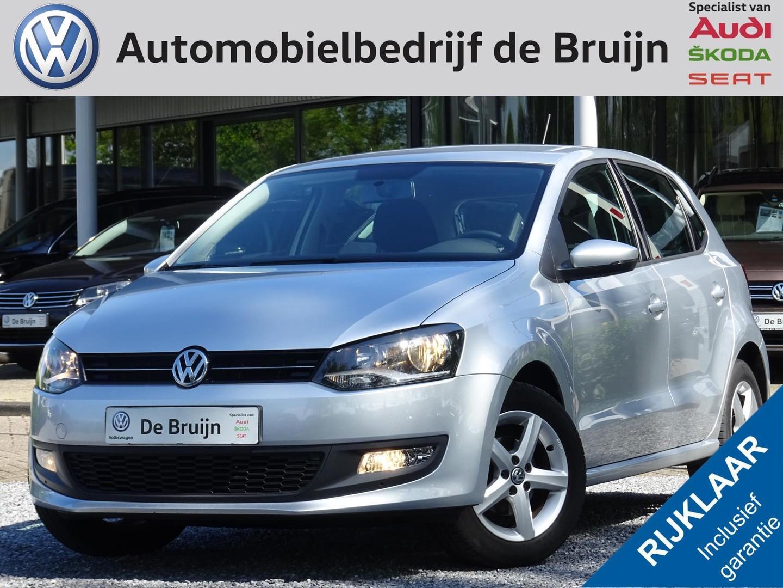 Volkswagen Polo Comfortline tsi 90pk 5d (trekhaak,airco,lm,privacy)