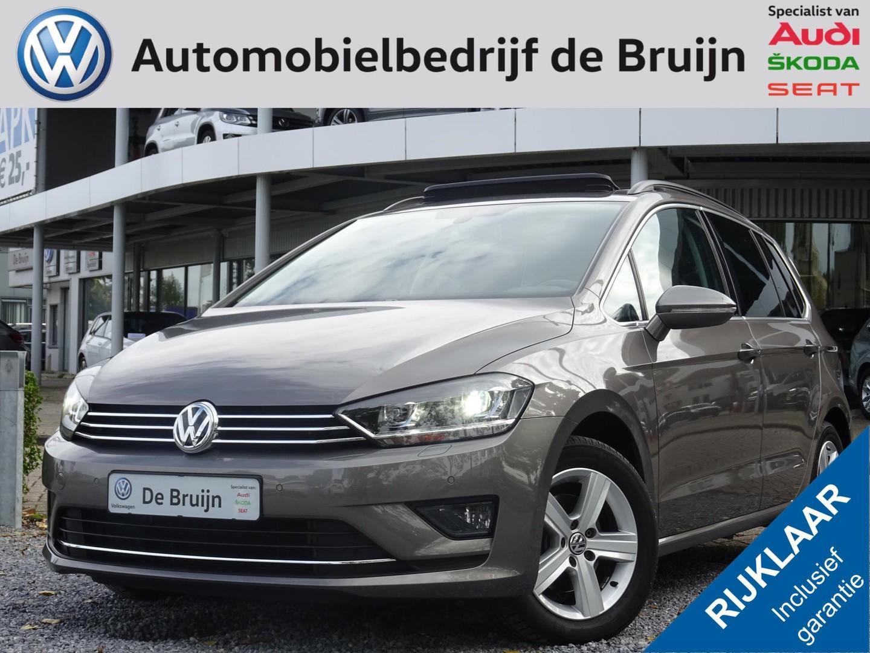 Volkswagen Golf sportsvan Highline 1,4 tsi 125pk dsg (pano,trekhaak,navi)