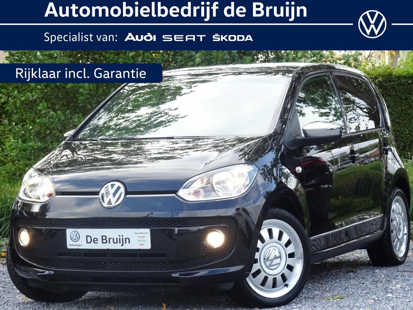 Volkswagen Up! Black up! 75pk 5d (navi,lm,airco,pdc,cruise)