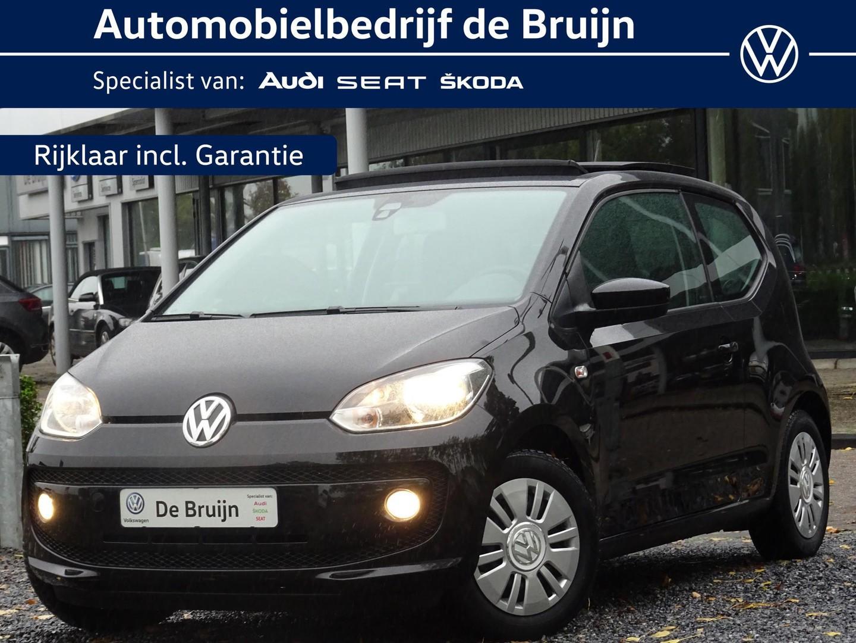 Volkswagen Up! Move up! 75pk (panorama,stoelverw,navi,pdc,cruise)