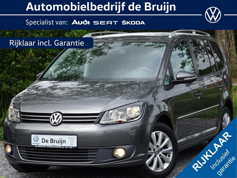 Volkswagen Touran Highline 1.2 tsi 105pk (navi,pdc,cruise,clima,lm)