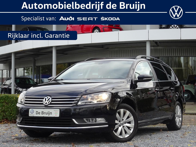 Volkswagen Passat Variant comfortline 1,4 tsi 122pk (navi,pdc,clima,cruise,lm)