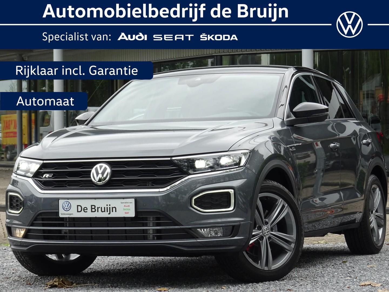 Volkswagen T-roc 2.0 tsi 4m 190 pk dsg r-line (led,navi,pdc)
