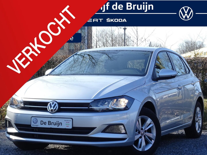 Volkswagen Polo Comfortline tsi 95pk (lm,navi-app,airco,bt)