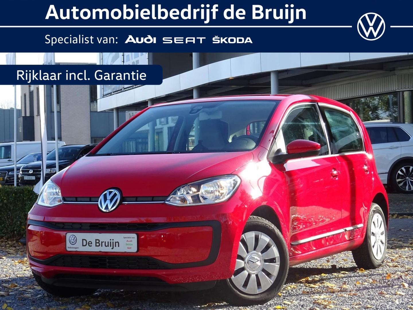 Volkswagen Up! Move up! 5d (navi, bluetooth, radio, airco)