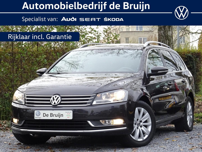 Volkswagen Passat Variant comfortline 1.4 tsi 122pk (lm,clima,pdc)