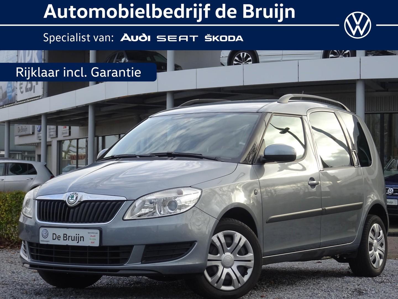 Škoda Roomster 1.2 tsi arctic (clima,parkeersensoren,stoelverw)
