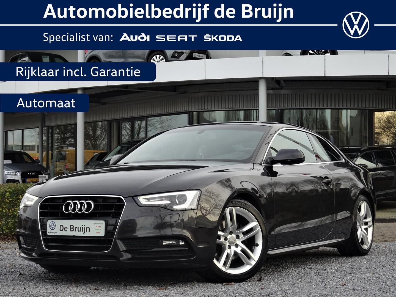 Audi A5 Coupé 1.8 tfsi 170pk aut. pro line (navi,leer,pdc)