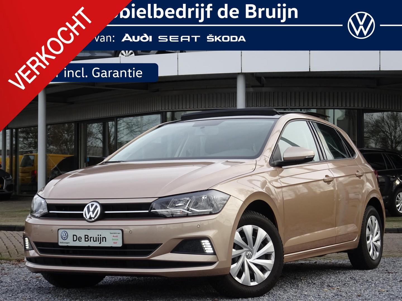 Volkswagen Polo 1.0 mpi comfortline (panoramadak,cruise,navi,pdc)