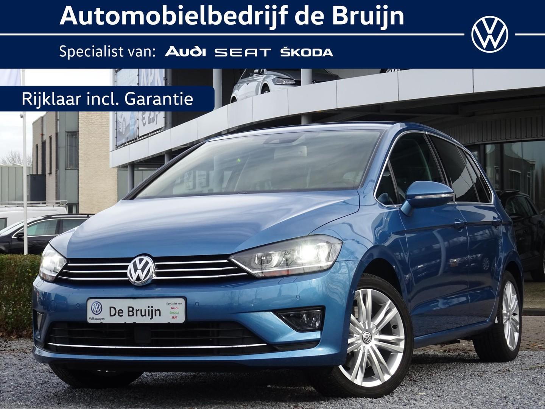 Volkswagen Golf sportsvan Highline 1,4 tsi 150pk dsg (navi,parkassist,lm)