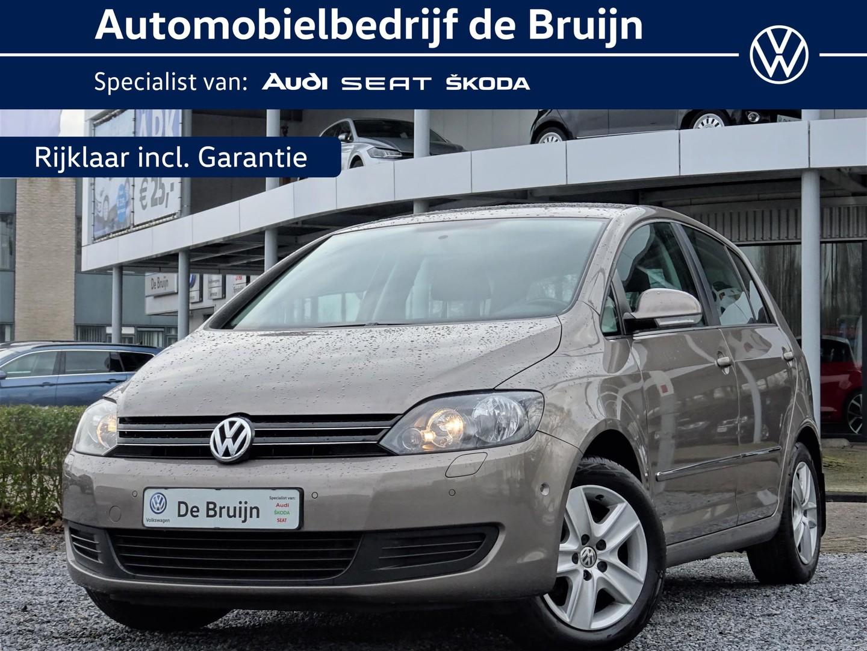 Volkswagen Golf plus Comfortline 1,4 tsi 122pk (clima,trekhaak,pdc,cruise)